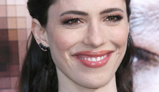 "English actress Rebecca Hall -- ""Iron Man 3,"" ""Vicki Christina Barcelona"" -- is 34. (Getty Images: Frederick M. Brown)"