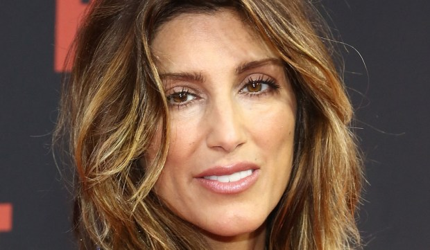 "NEW YORK, NY - JUNE 23: Jennifer Esposito attends ""The Heat"" New York Premiere at Ziegfeld Theatre on June 23, 2013 in New York City. (Photo by Astrid Stawiarz/Getty Images)"