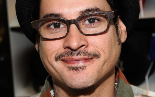 Drummer Jose Pasillas of Incubus is 40. (Getty Images: Kevin Parry)