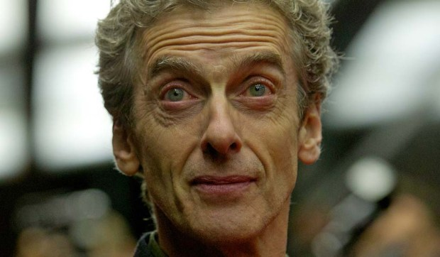 "The new ""Dr. Who"" -- Scottish actor Peter Capaldi -- is 58. (Getty Images: Andrew Cowie)"