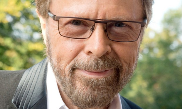 Singer Bjorn Ulvaeus is 71. He and the other ABBA members have turned down millions of dollars in reunion offers in order to avoid seeing one another. (GettyImages: Jonathan Nackstrand)