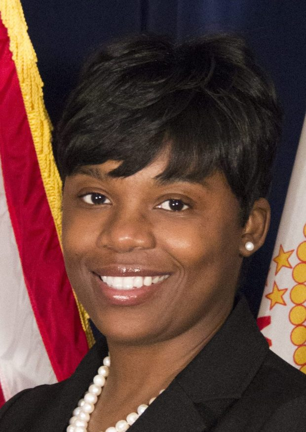 State Department of Employment and Economic Development Commissioner Shawntera Hardy