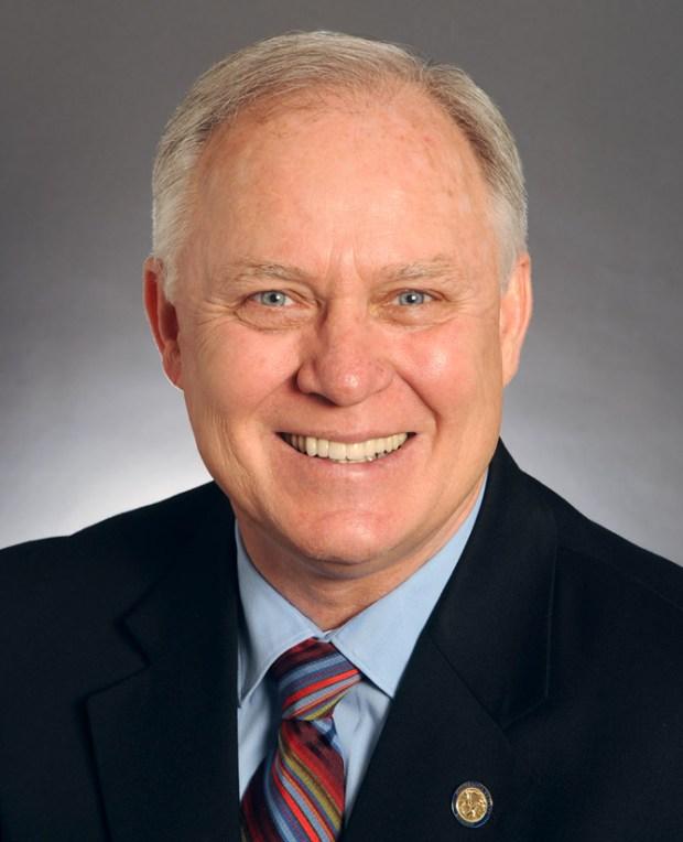 State Sen. Dan D. Hall, R-Burnsville (Photo courtesy Minnesota Senate)