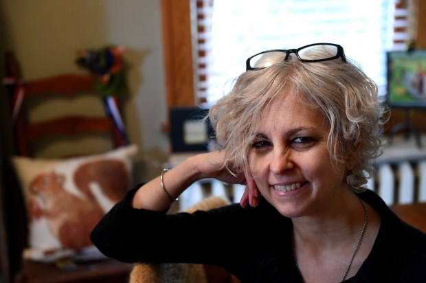 Kate DiCamillo (Pioneer Press: Jean Pieri)