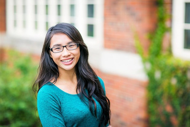April 2016 photo of Julie Vang, a University of Minnesota student and St. Paul native. (Courtesy photo)