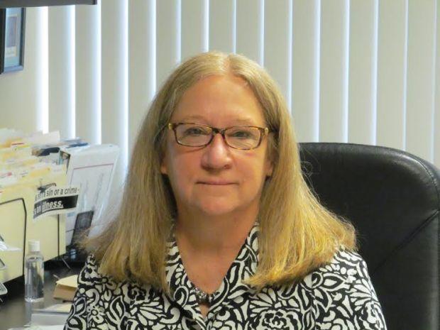 Sue Abderholden, executive director of the National Alliance of Mental Illness in Minnesota (Courtesy photo)