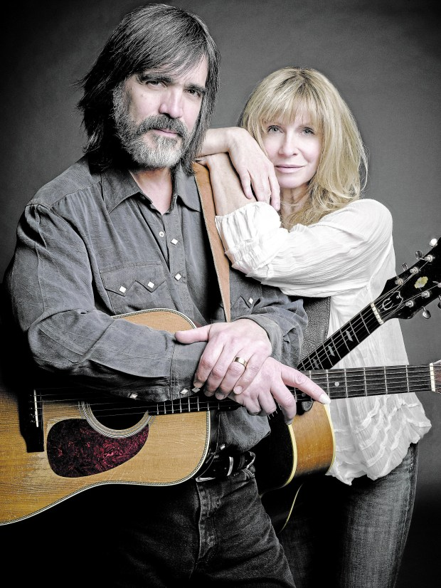 Larry Campbell and Teresa Williams (Courtesy photo)
