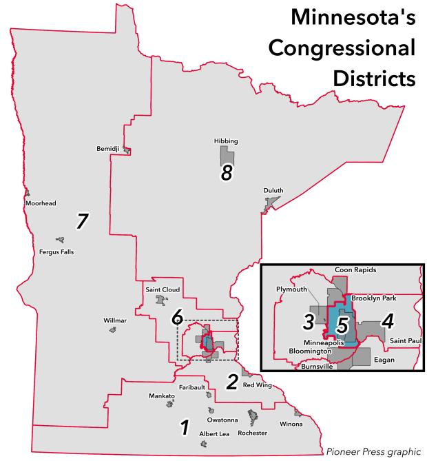Minnesota's 5th Congressional District