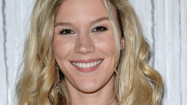 "Singer-songwriter Joss Stone participates in AOL's BUILD Speaker Series to discuss her new album, ""Water for Your Soul"", at AOL Studios on Thursday, March 17, 2016, in New York. (Photo by Evan Agostini/Invision/AP)"