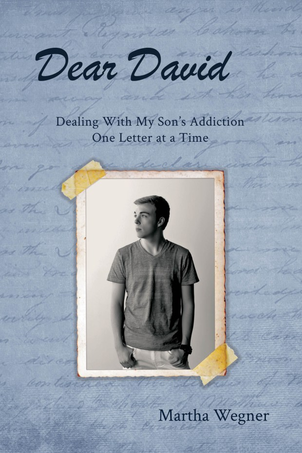 When Martha Wegner's son went missing, she wrote him open letters on a blog, which is now a book.
