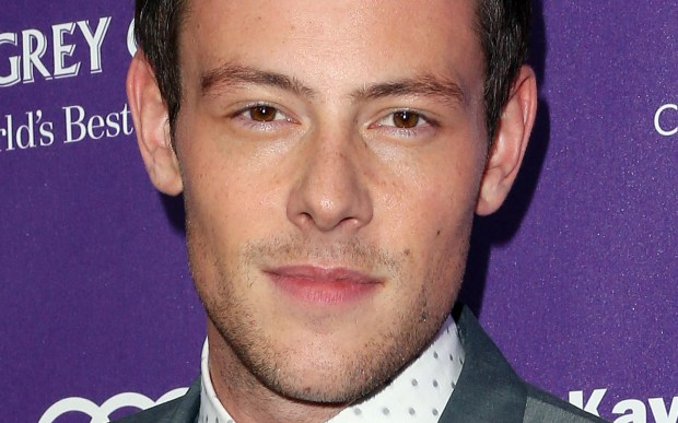 """The late actor Cory Monteith of """"Glee"""" was born on this day in 1982. He was 31 and playing a high school student when he died in 2013. (Getty Images: Frederick M. Brown)"""