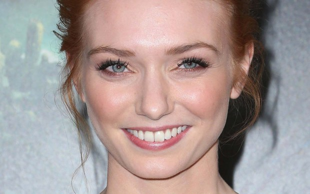 "Actress Eleanor Tomlinson of ""Jack The Giant Slayer"" is 24. (Getty Images: Frederick M. Brown)"