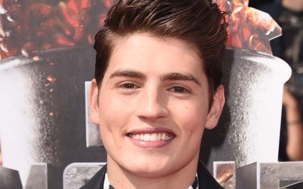 """Actor Greg Sulkin of MTV's """"Faking It"""" is 24. He also appeared on """"Pretty Little Liars"""" and """"Wizards of Waverly Place."""" (Getty Images: Jason Merritt)"""