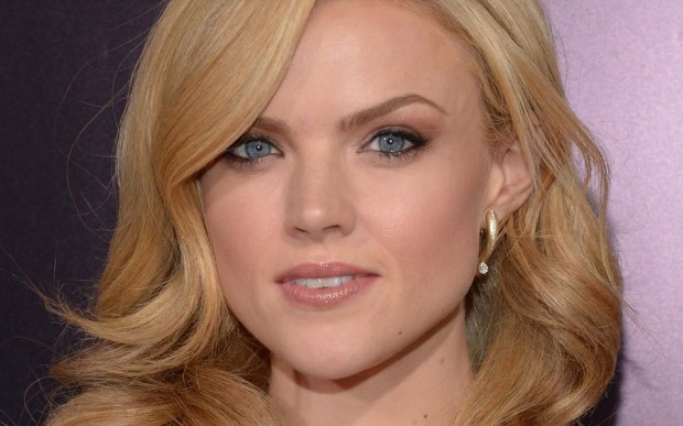 Welsh actress Erin Richards is 30. (Getty Images: Jason Kempin)