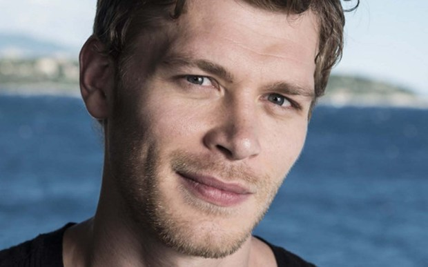 "Actor Joseph Morgan of ""The Vampire Diaries"" is 35. (Getty Images: Francois Durand)"