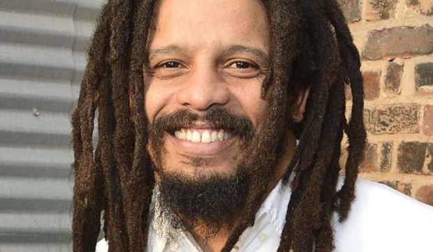 Singer and former college football player Rohan Marley is 44. He's a son of reggae legend Bob Marley, and he and singer Lauren Hill have five children together. (Getty Images: Eugene Gologursky)