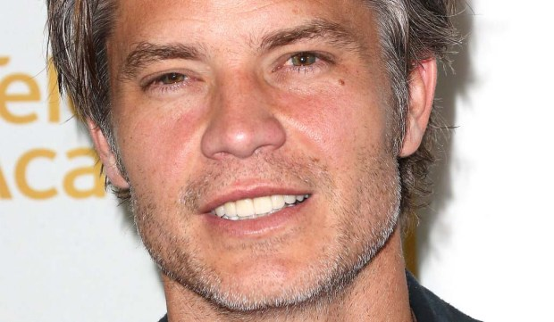 "Actor Timothy Olyphant -- Deputy U.S. Marshal Raylan Givens of FX's ""Justified"" -- is 46. (Getty Images: Frederick M. Brown)"