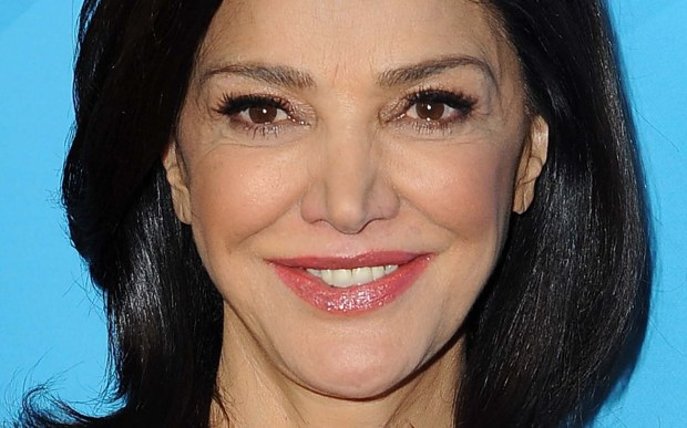 """Actress Shohreh Aghdashloo of """"24"""" is 64. (Getty Images: Angela Weiss)"""