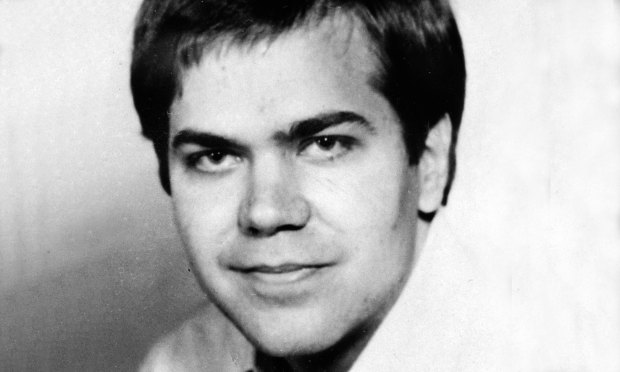 John Hinckley Jr., who tried to kill President Ronald Reagan and critically wounded press secretary James Brady in 1981, is 61. He's pictured in a 1982 photo from St. Elizabeth Hospital in Washington, D.C., where he remains, though he gets a lot of family visitation in the community. (Associated Press file photo)