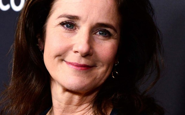 "Actress Debra Winger is 61. Among her dramas are ""Terms of Endearment,"" ""A Dangerous Woman,"" ""Rachel Getting Married"" and dating a sitting Nebraska governor. (Getty Images: Jerod Harris)"