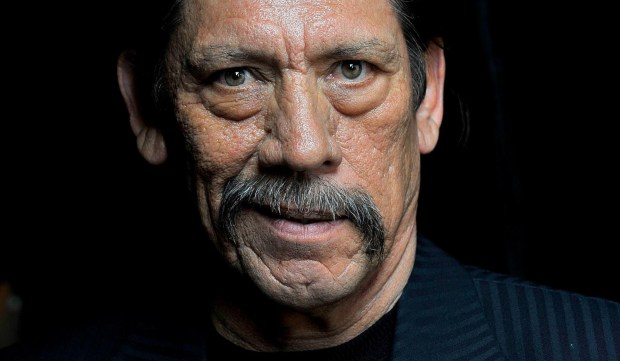 "Actor Danny Trejo -- ""Sons of Anarchy,"" ""Breaking Bad,"" the slasher film ""Machete"" -- is ... scary! He's also 72. (Getty Images: Charley Gallay)"