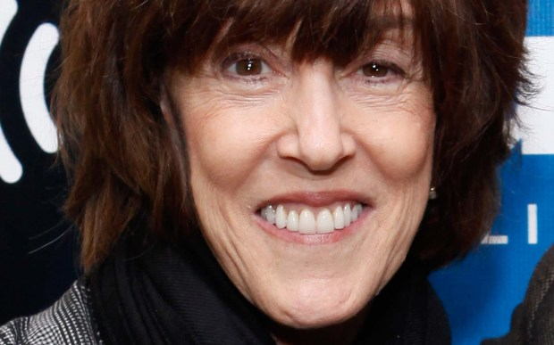 "The late screenwriter, novelist and Nora Ephron was born on this day in 1941. Her credits include ""Julie & Julia,"" ""When Harry Met Sally,"" ""Sleepless in Seattle"" and ""Silkwood,"" for which she won an Oscar. She died in 2012. (Getty Images: Cindy Ord)"