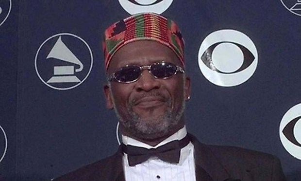 Sure, singer Taj Mahal, 74, scored a Grammy. But his namesake is one of the Seven Wonders. (AP Photo: Richard Drew)