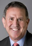 This undated image provided by Target Corp. shows newly named CEO Brian Cornell. The Minneapolis-based company on Thursday, July 31, 2014 said that it named the PepsiCo executive to the top spot, replacing John Mulligan, who had been acting as interim chief executive since May. (AP Photo/Target Corp.)