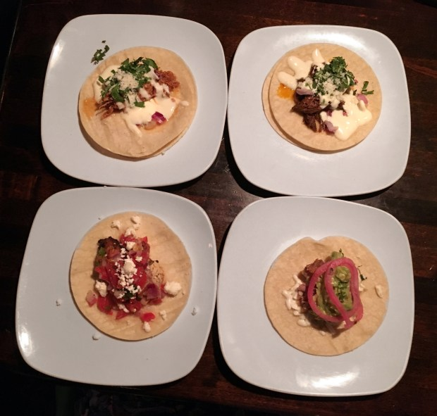 May 12, 2016 photo of Tacos at SW Craft Bar in St. Paul. (Pioneer Press: Jessica Fleming)