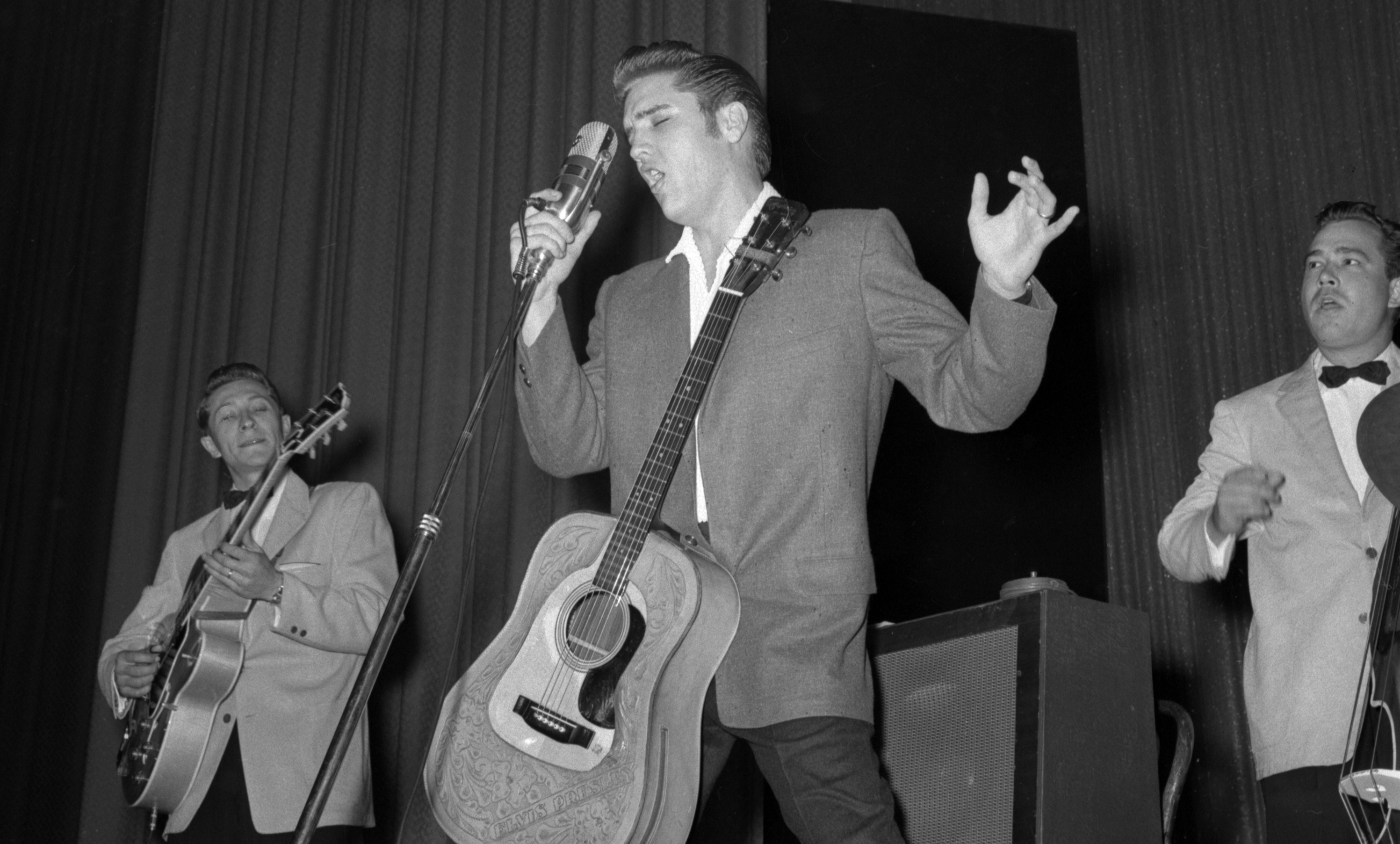 Image result for Elvis presley may 13, 1956