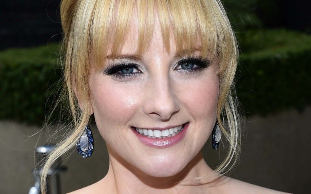"""Actress Melissa Rauch -- Bernadette of """"The Big Bang Theory"""" -- is 36. She also had a short run on """"True Blood."""" (Getty Images: Michael Buckner)"""