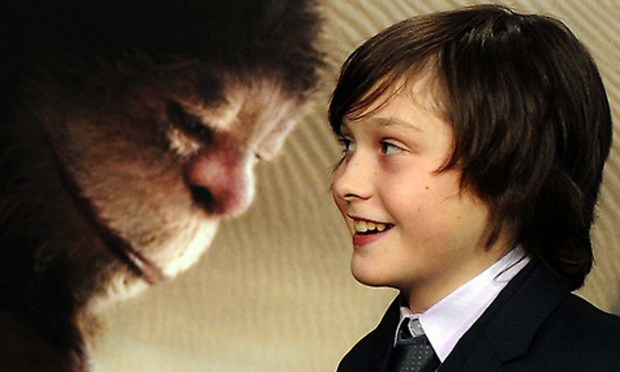 """Actor Max Records, who played Max in the 2009 film """" Where the Wild Things Are,"""" is 19. (Getty Images: Dominique Faget)"""