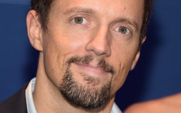 Singer-songwriter Jason Mraz is 39. (Getty Images: Michael Loccisano)