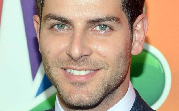 "Actor David Giuntoli of ""Grimm"" is 36. (Getty Images: Slaven Vlasic)"