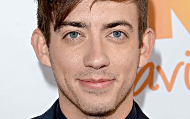 "Actor Kevin McHale is 28. The ""Glee"" Kevin McHale, not the Hibbing native and retired NBA star. (Getty Images: Jason Merritt)"