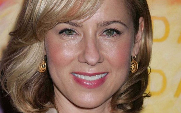 "Actress Traylor Howard -- ""Monk,"" ""Two Guys and a Girl"" -- is 50. (Getty Images: David Livingston)"