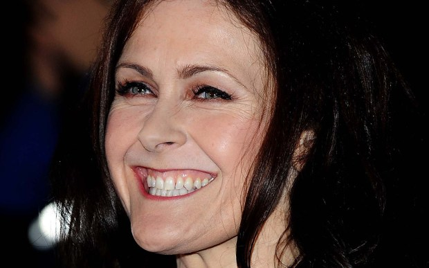 English contralto and bluesy-pop singer Alison Moyet is 55. (Getty Images: Ian Gavan)
