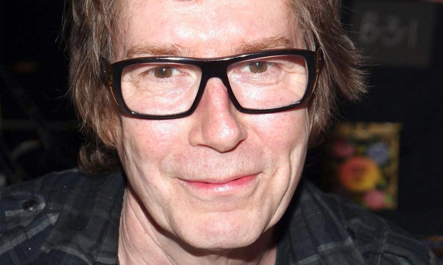 Singer Richard Butler of Psychedelic Furs is 60. (Getty Images: Astrid Stawiarz)