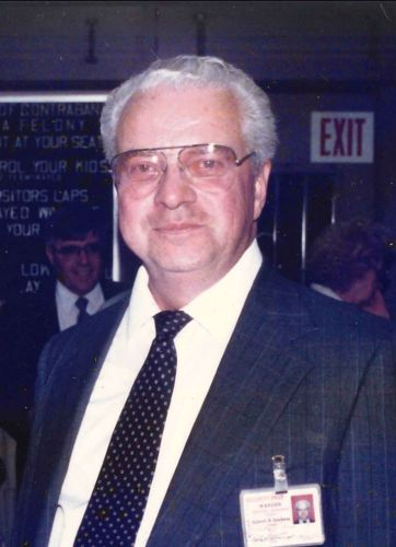 Former Stillwater prison warden Robert Erickson (Photo courtesy of Katy Stesniak)