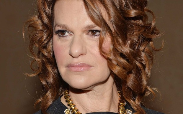 "Gap-toothed funnywoman Sandra Bernhard -- whose latest, ""Sandrology,"" is her spin on pop culture anthropology -- is 61. (Getty Images: Mike Coppola)"