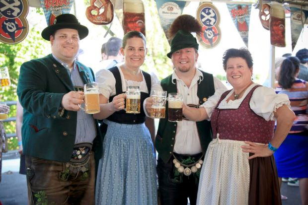 There will be lederhosen und beer at Deutsche Tage and GermanFest, two Teutonic festivals taking place on back-to-back weekends this month in St. Paul. (GermanFest)