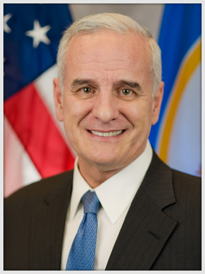 Minnesota Gov. Mark Dayton (Courtesy of the state of Minnesota)