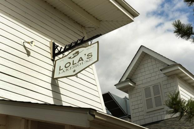Lola's Lakehouse in Waconia on Sunday, April 17, 2016. (Pioneer Press: Scott Takushi)