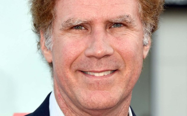 "Comedian and actor Will Ferrell -- of ""SNL,"" ""Elf,"" the ""Anchorman"" movies and many more -- is 49. Here's a quote from his character in the 2007 film ""Blades of Glory"": ""Hey. They laughed at Louis Armstrong when he said he was gonna go to the moon. Now he's up there, laughing at them."" (Getty Images: Frazer Harrison)"