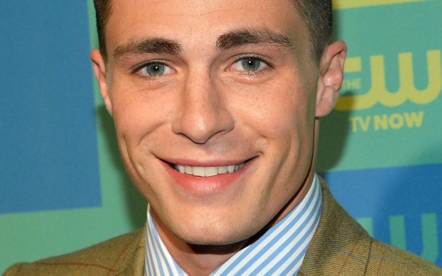 "Actor Colton Haynes -- ""Arrow,"" ""Teen Wolf"" -- is 28. (Getty Images: Slaven Vlasic)"