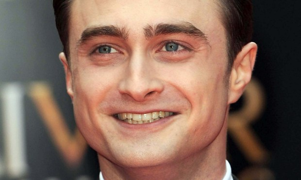 Actor Daniel Radcliffe -- probably forever known as Harry Potter -- is 27. (Getty Images: Ben A. Pruchnie)