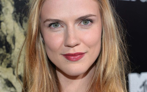 """Actress Sara Canning of """"The Vampire Diaries"""" is 29. (Getty Images: Alberto E. Rodriguez)"""