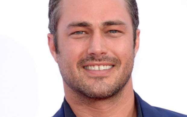 """Actor Taylor Kinney of """"Chicago Fire"""" and Chicago P.D."""" is 35. (Getty Images: Jason Kempin)"""