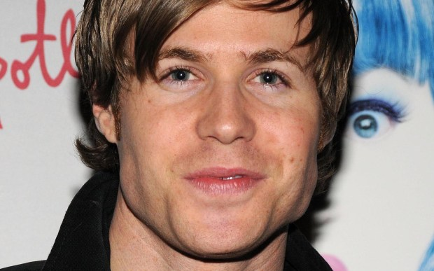 Singer Ashley Parker Angel of the boy band O-Town is 35. (Getty Images: Bryan Bedder)