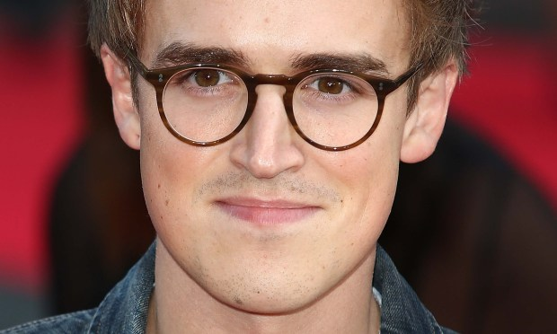 English singer and guitarist Tom Fletcher of McFly is 31. (Getty Images: Tim P. Whitby)